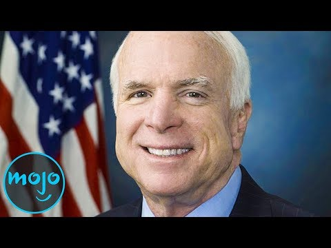 Top 10 Things To Know About John McCain
