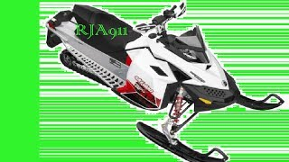 1. 2010 Skidoo TNT 550F Rev XP