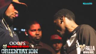Ultimate Rap League | Aye Dot vs. Ooops