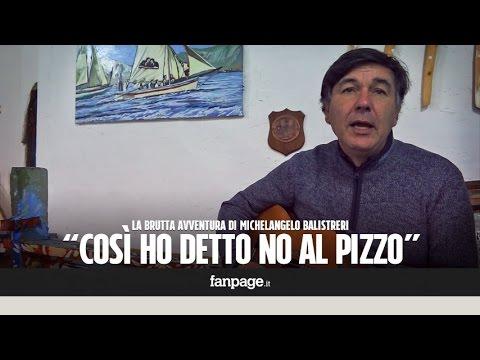 palermo: parla l'imprenditore che si è ribellato al pizzo!