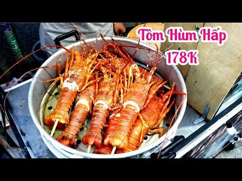 Xuất hiện tôm hùm hấp (Tươi sống) giá chỉ 178k/300g ở Sài Gòn | saigon travel Guide - Thời lượng: 21 phút.