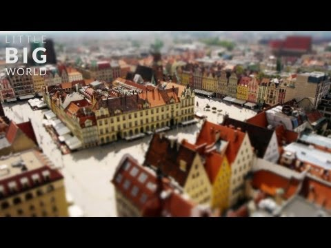 0 Tilt Shift : Pocket Poland