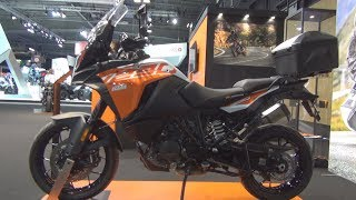 3. KTM 1290 Super Adventure S (2019) Exterior and Interior