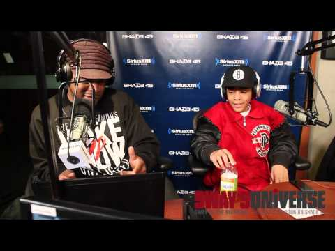 14-Year-Old Lil' Mouse Talks Homeschooling, Cash Money & Hella Bands Pt. 1