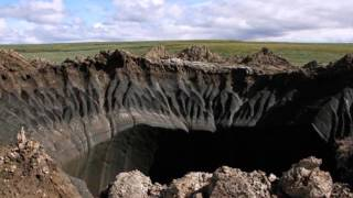 El Video Del Gigantesco Crater De Siberia Cambio Climatico Inminente Martian Cowboy by Kevin MacLeod is licensed under a Creative Commons Attribution license (https://creativecommons.org/licenses/by/4.0/)Source: http://incompetech.com/music/royalty-free/index.html?isrc=USUAN1100349Artist: http://incompetech.com/