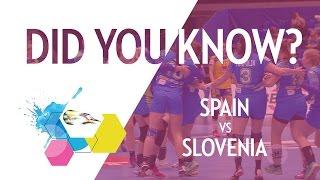 Did you know? | Spain vs Slovenia | EHF EURO 2016, Euro 2016 teams, Euro 2016 groups, Euro 2016 matches, video Euro 2016, euro 2016