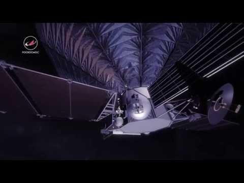 Российские учёные готовят аппарат «Миллиметрон» для изучения загадок времени