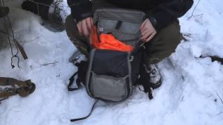 Легкий спортивный рюкзак с фронтальной загрузкой. Tatonka Skill 30