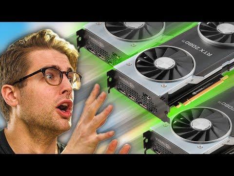Nvidia DELAYS RTX Launch!? онлайн видео
