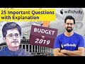 Download Lagu Union Budget 2019 by Bhunesh Sir   25 Important Questions with Explanation Mp3 Free