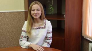 Привітання ліцеїстів  з Днем української писемності