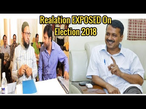 Video Amazing Video: Asaduddin Owaisi & Akbaruddin Relation EXPOSED With Arvind Kejriwal On Election 2018 download in MP3, 3GP, MP4, WEBM, AVI, FLV January 2017