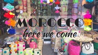 Marrakech Morocco  city photo : Marrakech, Morocco | Adventures & Shopping | Vlog Life