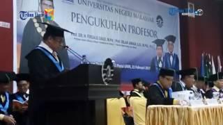 Video Pengukuhan Guru Besar UNM Fakultas Matematika dan Ilmu Pengetahuan Alam MP3, 3GP, MP4, WEBM, AVI, FLV Oktober 2018