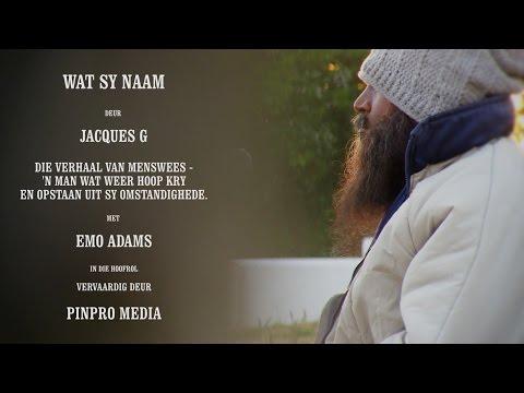 Jacques G – Wat sy Naam (Amptelike Musiek Video)