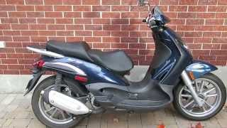 6. Piaggio BV 250 Review By Owner