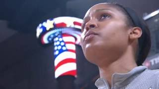 Lynx Take 1-0 Lead Over Mecury in Semis by WNBA
