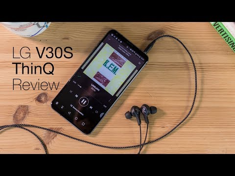 LG V30S ThinQ review