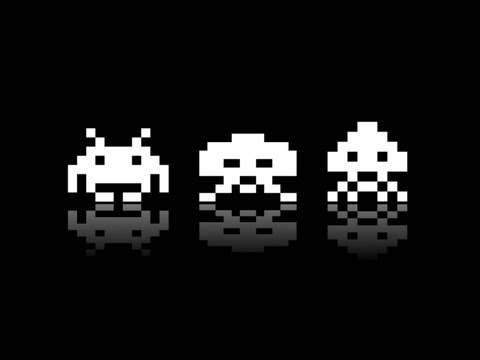 space invaders game boy color codes