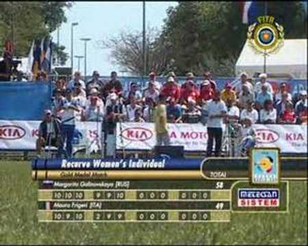 Archery World Cup - 2006. Финал.