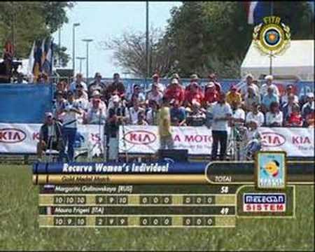 Archery World Cup - 2006. Финал.