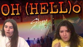 Video STRAY KIDS 'HELLEVATOR' MV REACTION | KMREACTS MP3, 3GP, MP4, WEBM, AVI, FLV Agustus 2018