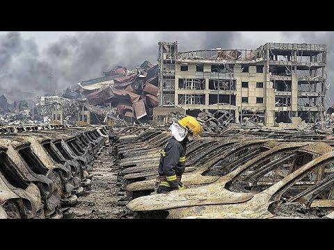 Τιαντζίν: Συναγερμός και εκτεταμένη έρευνα για επικίνδυνα χημικά