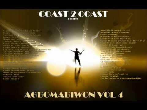 DJ Hacker JP - Agbomabiwon Vol 4. (Naija Mix 2012)