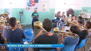 Banda Marcial de Bocaina traça trajetória de sucesso ao longo de mais de duas décadas