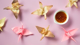 Feast Your Eyes On This Beautiful Wonton Art Compilation! by Tastemade