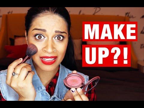 Why I Can't Be a Beauty Guru (видео)