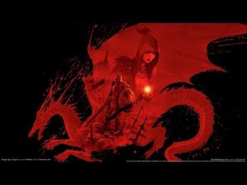 Dragon age Origins-Один из прекрасных моментов, Битва при Остагаре-by Edifer (видео)