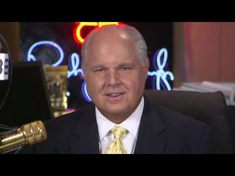 Rush Limbaugh talks Trump's relationship with the news media