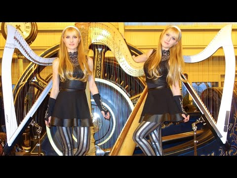Black Sabbath s Iron Man Played On Harps