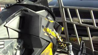 8. 2009 Ski Doo Rev Xp 146