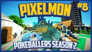 Pixelmon Server Pokeballers Adventure Season 2 Episode 8 - Fully Evolved - Finally!