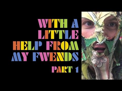 The Flaming Lips - With A Little Help From My Fwends - Part 1