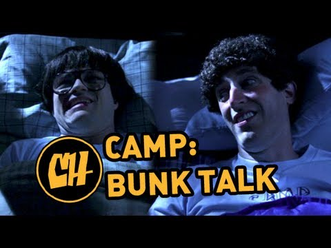 CAMP - The campers stay up late to ask the big questions. See more http://www.collegehumor.com LIKE us on: http://www.facebook.com/collegehumor FOLLOW us on: http:/...