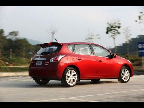 好男人更有型 Nissan Tiida 1.6 新車試駕