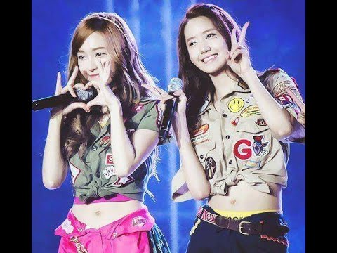 Snsd YoonSic Cute, Funny & Sweet Moments