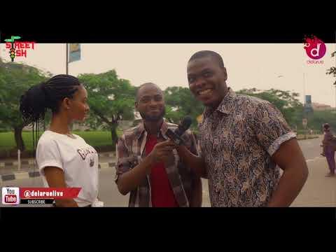 Is There Gravity In Nigeria? LOL! 'Dis One Tire Us.' -  DelarueTV | Street'ish