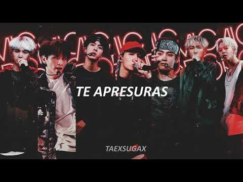 BTS - MIC DROP (Sub español)