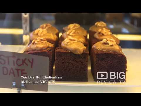 Il Giardino a Cafe in Melbourne serving Coffee and Burger