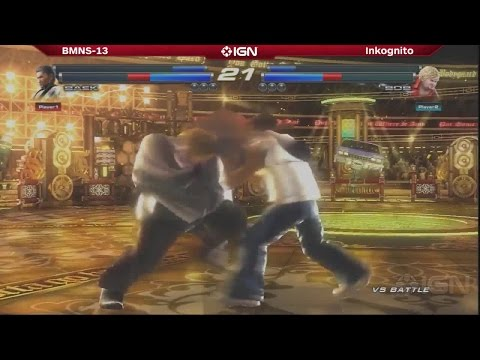 Tekken - Tekken Tag Tournament 2 Top 8 - BMNS-13 vs. Inkognito - Evo 2014.