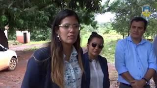 Comissão do Governo Federal visita a Prefeitura de Dourados