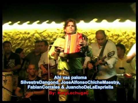 Ahi Vas Paloma Silvestre Y Chiche Maestre