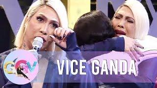 Video GGV: Vice Ganda and Nanay Rosario get emotional MP3, 3GP, MP4, WEBM, AVI, FLV November 2018