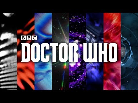 The Doctor Who Title Sequences  - Doctor Who - BBC (видео)