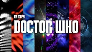 Every Doctor Who Title Sequence