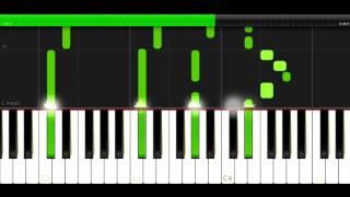 Нюша - Целуй ( Piano Cover )